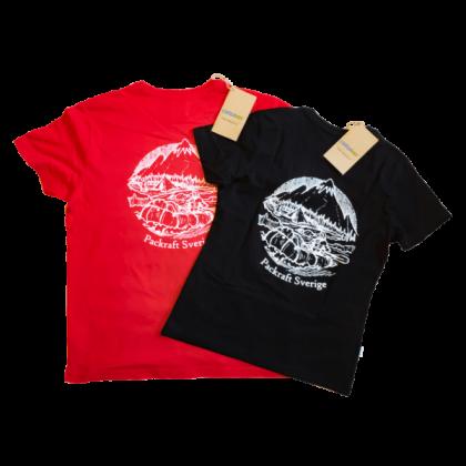 Packraft Sverige T-shirt