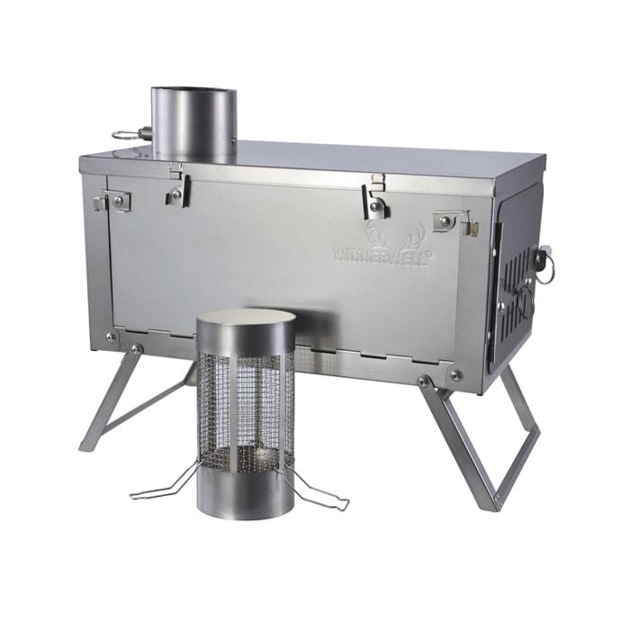 winnerwell fastfold titanium stove