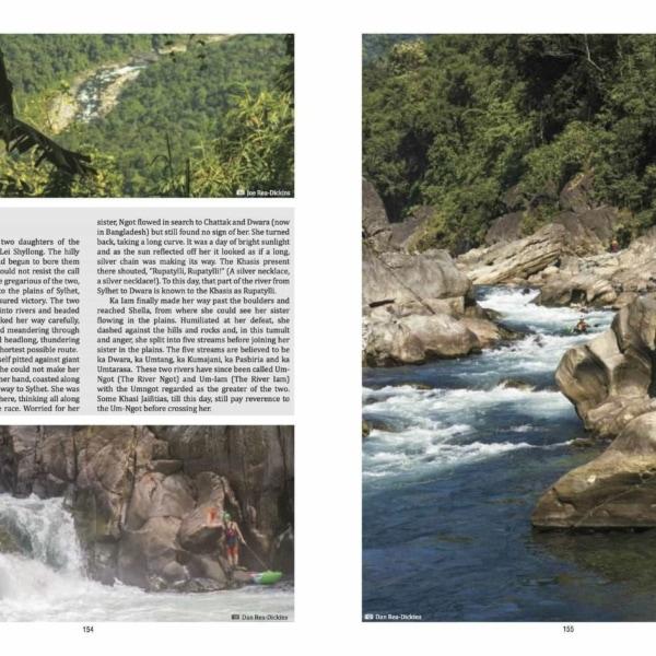 Meghalaya Rivers