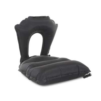 Anfibio packseat with backrest